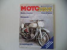 MOTO STORICHE E D'EPOCA 2/1996 KREIDLER 50/GUAZZONI 125/MONDIAL 175 CROSS/BERNEG
