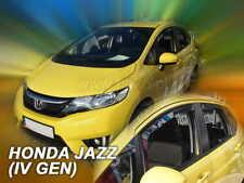 HONDA JAZZ IV  2015 - 5.doors  Wind deflectors 4.pc set HEKO 17173