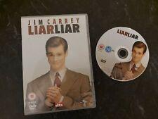 Liar Liar DVD 1997 Jim Carrey comedy film movie