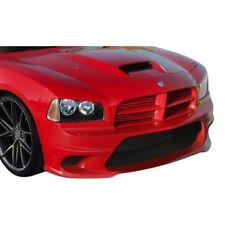 For Dodge Charger 06-10 Hellcat Style Fiberglass Front Bumper Unpainted