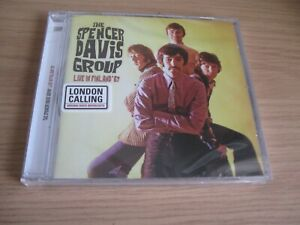 The Spencer Davis Group - Live in Finland 67 CD - Brand New & Sealed