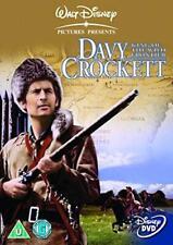 Davy Crockett - King Of The Wild Frontier [DVD], Very Good DVD, ,