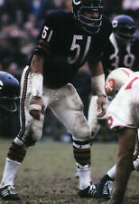 DICK BUTKUS CHICAGO BEARS 8X10 SPORTS PHOTO #A