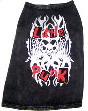"""Dog Clothes Pet Wear K9 Duds """"Little Punk"""" doggy Tank Top XS NEW"""