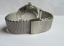 SHARK MESH BRACELET/BAND/STRAP FOR SEIKO MONSTER & OTHER DIVE/DIVING WATCH 20MM