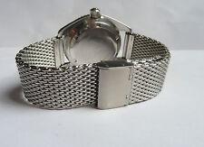 Shark Mesh Bracelet/Band/Strap Pour SEIKO MONSTER & autres Plongée/Diving Watch 20 mm