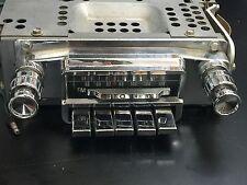 Mustang 1965 1966 Fomoco AM FM OEM Ford Radio #F6TBZ