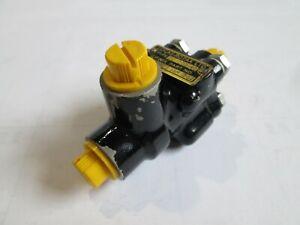 Lucas-Rotax Fuel Dump Valve P/N 3005344 New For Pratt Whitney  PT6A Engine