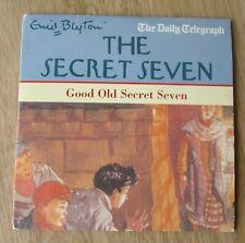 SECRET SEVEN - GOOD OLD SECRET SEVEN - Enid Blyton - Audio CD