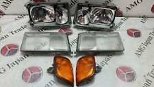 MERCEDES BENZ W124 E420 HEADLIGHTS ORIGINAL BOSCH  HELLA 138793