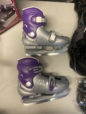 New listing Dbx Wind Adjustable Skate Set Girls Size M Shoe 12J -2 Brand New In Box