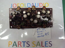 Kenwood KT-40 8215 Main Amp Circuit Board. Read More Below. Parting Out KT-40.