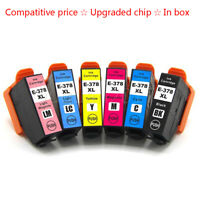 Non-oem Ink Cartridges For Epson 378XL EXPRESSION PHOTO XP-8500 XP-8505 XP-15000