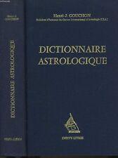 Grand dictionnaire astrologique