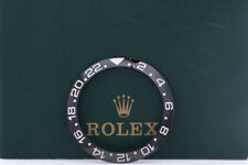 Rolex GMT Master II Ceramic Bezel insert for model 116710 FCD9218