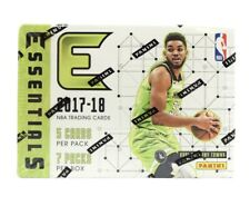 2017-18 Panini Essentials Basketball 7-Pack BLASTER Box