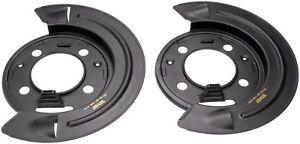 Brake Backing Plate-Dust Shield Rear Dorman 924-226
