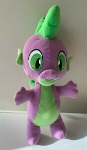 Spike the Dragon 47cms My Little Pony Plush Soft Toy Authentic Hasbro Friendship