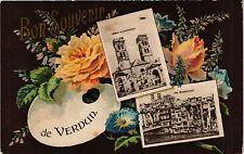 CPA   Bon Souvenir de Verdun  (432179)
