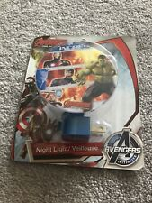 Marvel Avengers Age Of Ultron Plug In Night Light Baby Child NEW!