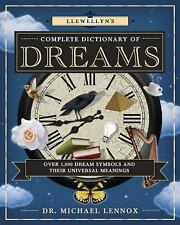 Complete Dictionary of Dreams Book ~ Wiccan Pagan Supply