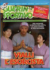 GUERIN SPORTIVO-1992 n.35- VIALLI-SIMONE-DETARI -NO POSTER