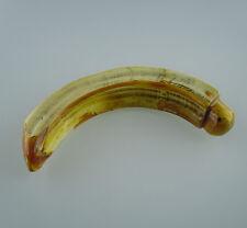 Chinese antique ethnic style teeth Amulets Pendant Avoid evil 1pc