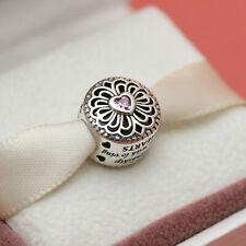 Genuine Sterling Silver PANDORA - LOVE AND FRIENDSHIP Charm Pendant 788248CZ ALE