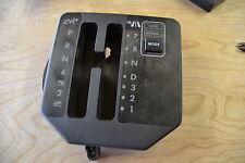 range rover P38 gear selector panel