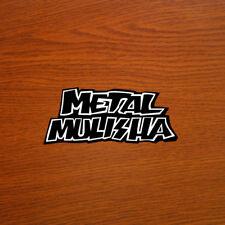 "Metal Mulisha 6"" x 2.5"" inch Vinyl Decal Window Sticker"