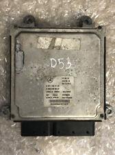 MERCEDES-BENZ C CLASS W204 ENGINE ECU A6511500126