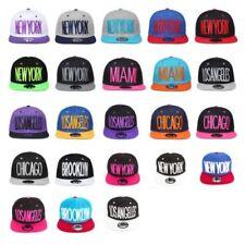 Snapback-Einstellung aus Acryl mit Cappy Hüte und Mützen für Herren
