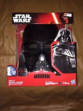 Disney Hasbro Star Wars The Force Awakens Darth Vader Voice Changer Helmet Mask