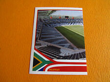 18 STADE NELSPRUIT MBOMBELA PANINI FOOTBALL FIFA WORLD CUP 2010 COUPE MONDE