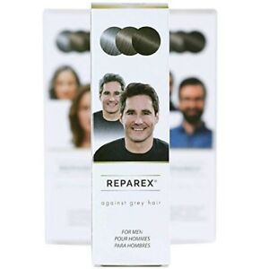 Grey Hair Treatment For Men With Reparex - Get Your Natural Hair Colour Back
