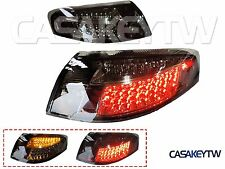 1999 -2004 Porsche 911 996 LED Tail Lights Smoke One Pair L996BJ