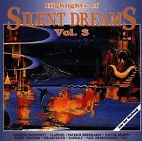 Silent Dreams 3-Highlights of (1994) Loreena McKennitt, Gandalf, Patrick .. [CD]