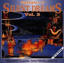 Silent Dreams 3-Highlights of (1994) Loreena McKennitt, Gandalf, Patrick .. [CD]