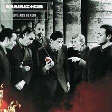 """Rammstein """"en direct de Berlin"""" CD NEUF"""