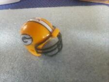 Vintage NFL Miniature Mini Helmet Green Bay Packers/Miller Lite