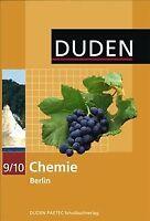 Duden Chemie - Sekundarstufe I - Berlin: 9./10. Schuljah...   Buch   Zustand gut