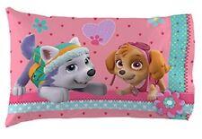 Nickelodeon Paw Patrol Reversible Pillowcase Nwt