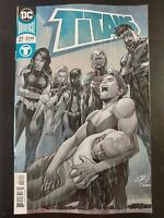 TITANS #27a (Foil) (2018 DC Universe Comics) ~ VF/NM Book