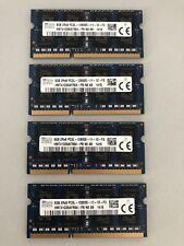 Hynix 8GB DDR3 1600MHz PC3L-12800S Arbeitsspeicher RAM HMT41GS6AFR8A