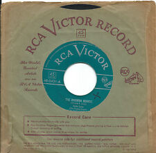 Hank Snow:The Rhumba Boogie/You pass me by:US RCA Victor:1951
