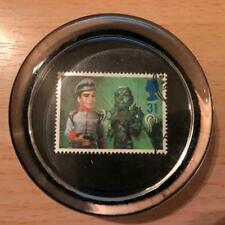 Stingray Royal Mail Stamp Paperweight Limited Edition Gerry Anderson