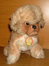 Steiff Cosy Peky Pekinese Hund mit Bärenkopfschild