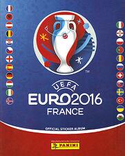 Panini UEFA Fussball Euro 2016 France Album NEU!!