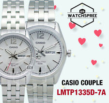 Casio Couple Watch LTP1335D-7A MTP1335D-7A