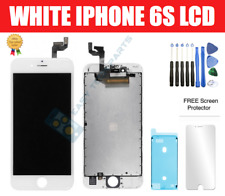 WHITE For iPhone 6S Assembly Genuine OEM LCD Digitizer Touch Screen Replacement
